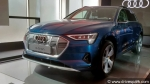 Audi e-Tron India Launch Delayed Due To Coronavirus Pandemic