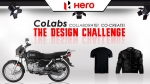 Hero CoLabs Design Challenge: Grand Prize Xpulse 200