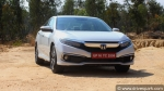 Honda To Discontinue The Diesel Civic As The BS6 Norms Kick In