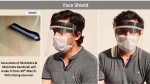 Mahindra Starts Manufacturing New Face Shields — Protection Against COVID-19