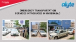 Mahindra Alyte Emergency Transport Service Introduced In Hyderbad To Fight COVID-19 Pandemic