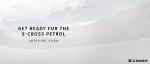 Maruti Suzuki S-Cross BS6 Petrol Teased Ahead Of India Launch