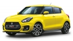 Suzuki Swift Sport Spotted Undisguised At Delhi Airport: Spy Pics & Details
