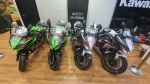 Kawasaki Ninja 650 BS6 Models Arrives At Dealerships: Deliveries To Begin Soon
