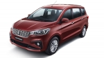 Top-Selling MPV In India In May 2020: Maruti Ertiga Continues To Maintain 'Segment-Leader' Title