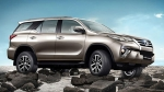 Toyota Fortuner Price Increase Announced Across Variants: Here Is The New List