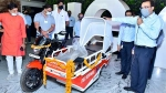 Hero MotoCorp Hands Over Two First-Responder Motorcycles To Community Health Centers