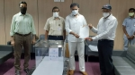 COVID-19 Pandemic: Mahindra Distributes Over 12 Lakh Masks & 4 Lakh Face Shields In 3 Months