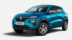 Renault Kwid RXL Variant Launched With 1.0-Litre BS6 Engine: Prices Start At Rs 4.16 Lakh