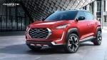 Nissan Magnite Concept SUV Unveiled: India-Bound Compact-SUV To Rival Hyundai Venue