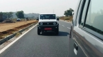 Maruti Suzuki Jimny Spied Testing In India First Time Ahead Of Launch: Pics & Details