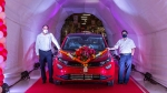 Tata Motors Achieves 4 Million Units Passenger Cars Production Landmark