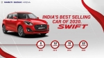 Maruti Suzuki Swift Sales Cross 23 Lakh Units Mark: Becomes Best-Selling Car Of 2020