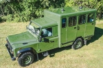 Land Rover Defender 130 Gun Bus Designed By Prince Philip To Be Used For His Last Journey