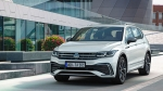 2021 Volkswagen Tiguan Allspace Teased Ahead Of India Launch