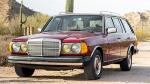 Pristine 1979 Mercedes-Benz W123 Clocks More Than 12.6 Lakh Kilometres; Put Up For Auction