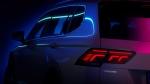2021 Volkswagen Tiguan Allspace Facelift Teaser Image Revealed