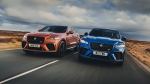 2021 Jaguar F-Pace SVR Bookings Open In India: High-Performance SUV Coming Soon