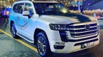 Dubai Police Gets The New Toyota Land Cruiser LC300 — Rugged Workhorse Added To Exotic Fleet