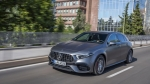 Mercedes To Bring The Most Powerful Four-Cylinder Car In The World To India