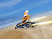Rolls Royce Backs Land Speed Record Team