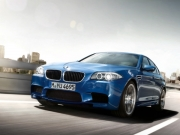 BMW M5, The Executive Sports Sedan