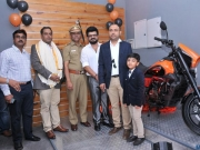 UM Motorcycles Opens First Showroom In Kerala