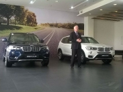 BMW X3's Latest Outfit