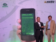 Meru Taxi App Now With Cab Wallet!