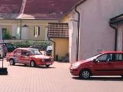 Video: Skoda Drifts At Used Car Dealership!