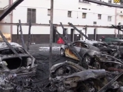 Video: Exotic Vehicles Set Ablaze!