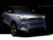 Ssangyong Reveal Their Compact SUV For India!
