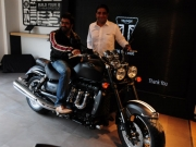 Triumph Grows Its Footprint In India!