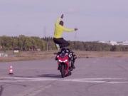 VIDEO: Al The Jumper Leaps Into The Record Books