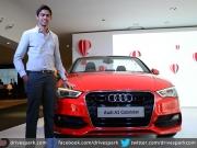 Aditya Patel to participate in AudiR8 LMS Cup 2015