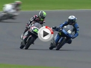 Video: Moto3 Hotheads Kick & Punch Before Race!
