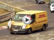 Video: Surprising Vehicles Seen At Nurburgring!