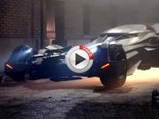 Video: Batmobile For Batman Vs Superman Revealed!