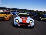 Aston Martin Race Cars With Solar Panels On Roof Soon
