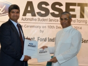 Ford India Launches Automotive Student Service Educational Training