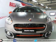 Fiat Punto Abarth Revealed: Photos And What We Know