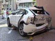 British Woman Killed After Car Plummets Off A Multi-Storey Car Park In Abu Dhabi