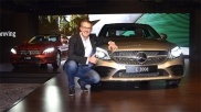 2018 Mercedes-Benz C-Class Facelift Launched In India; Prices Start At Rs 40 Lakh