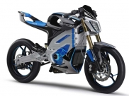 Yamaha's All-New Electric Two-Wheeler Platform For India And Global Markets