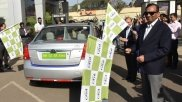 Electric Vehicles In India: Mahindra Glyde E-Mobility Service Started In Mumbai