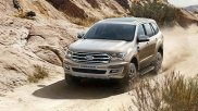 Ford Endeavour Facelift (2019) — Top Things To Know About India's Favourite American-Origin SUV
