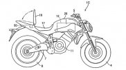 Yamaha Electric Motorcycles — Patents Filed For Unique Charging Port Placement Designs
