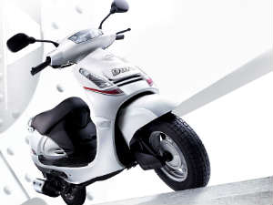 Mahindra Scooter Has High Hopes
