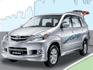 Toyota Avanza | New MPV | Smaller Than Innova | Price ...