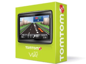 Drive Anywhere With TomTom